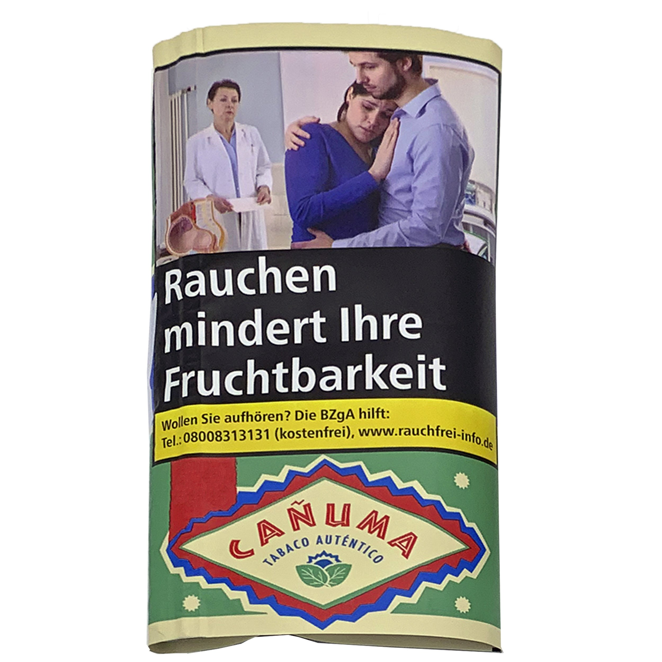 Canuma Drehtabak 30 g Pouch