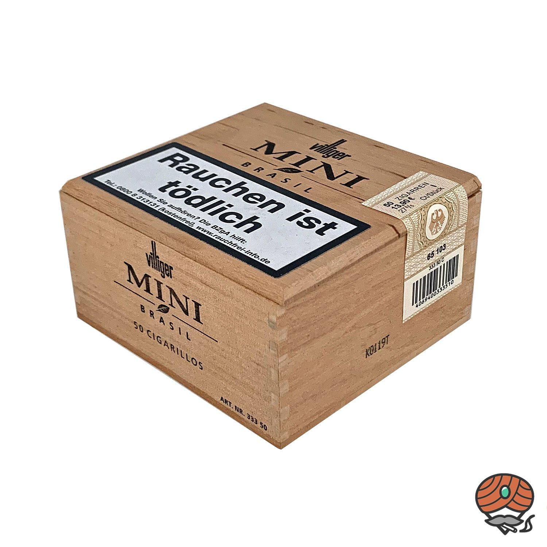 Villiger Zigarillos Mini Brasil (50 er Kiste)