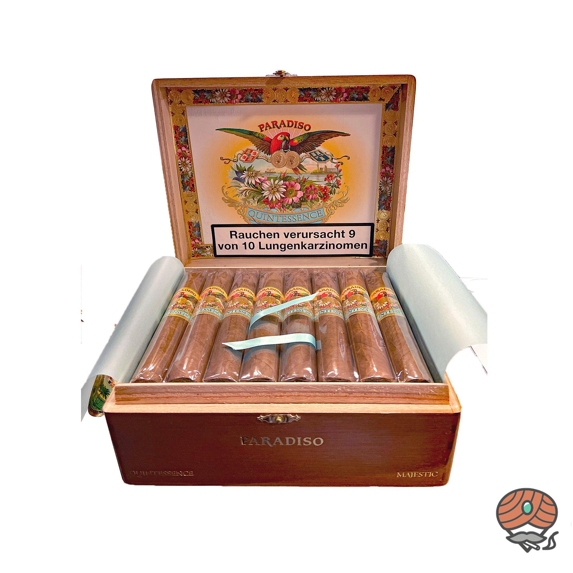 Paradiso Quintessence Majestic Zigarre aus Nicaragua Kiste à 24