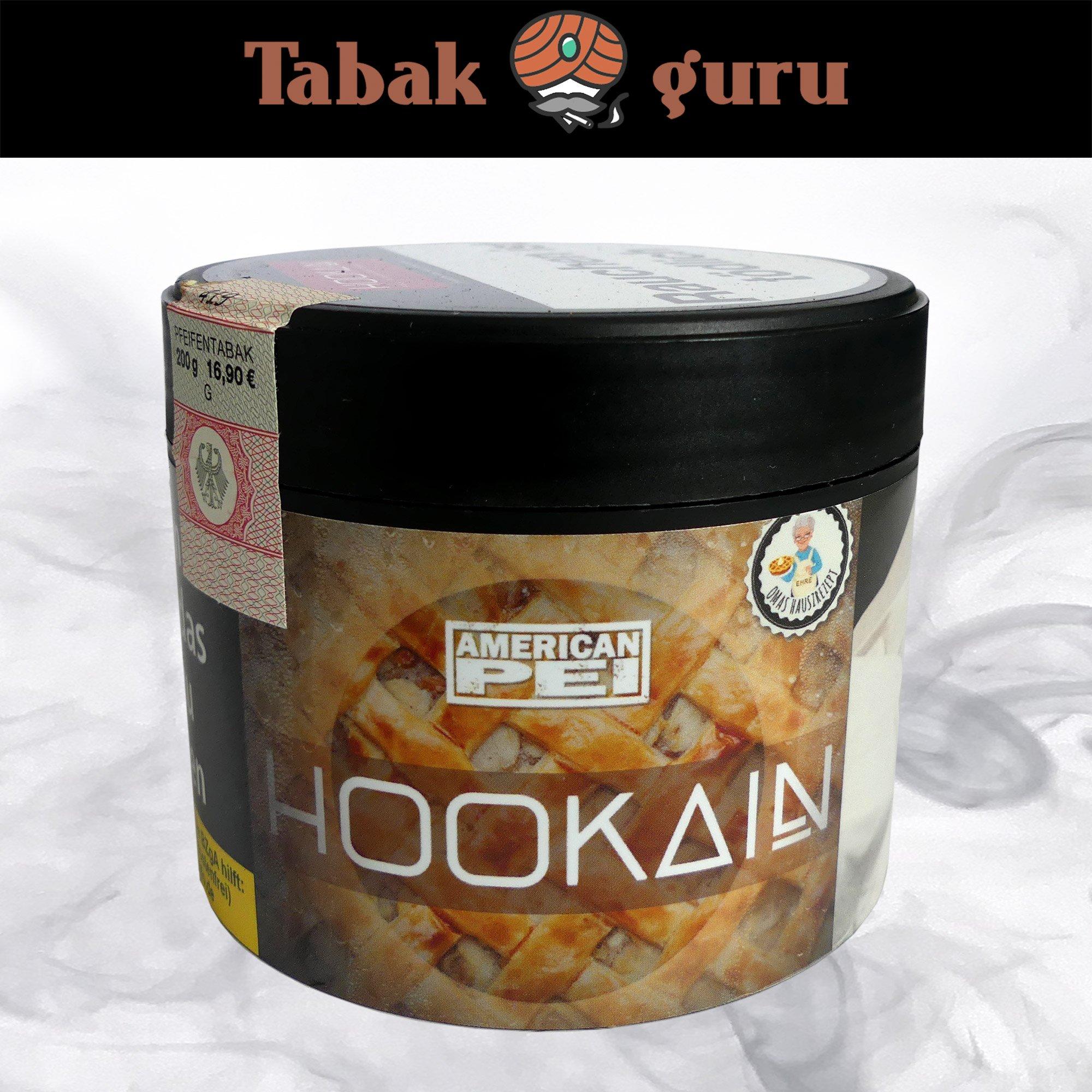 Hookain American Pei 200g - Shisha Tabak