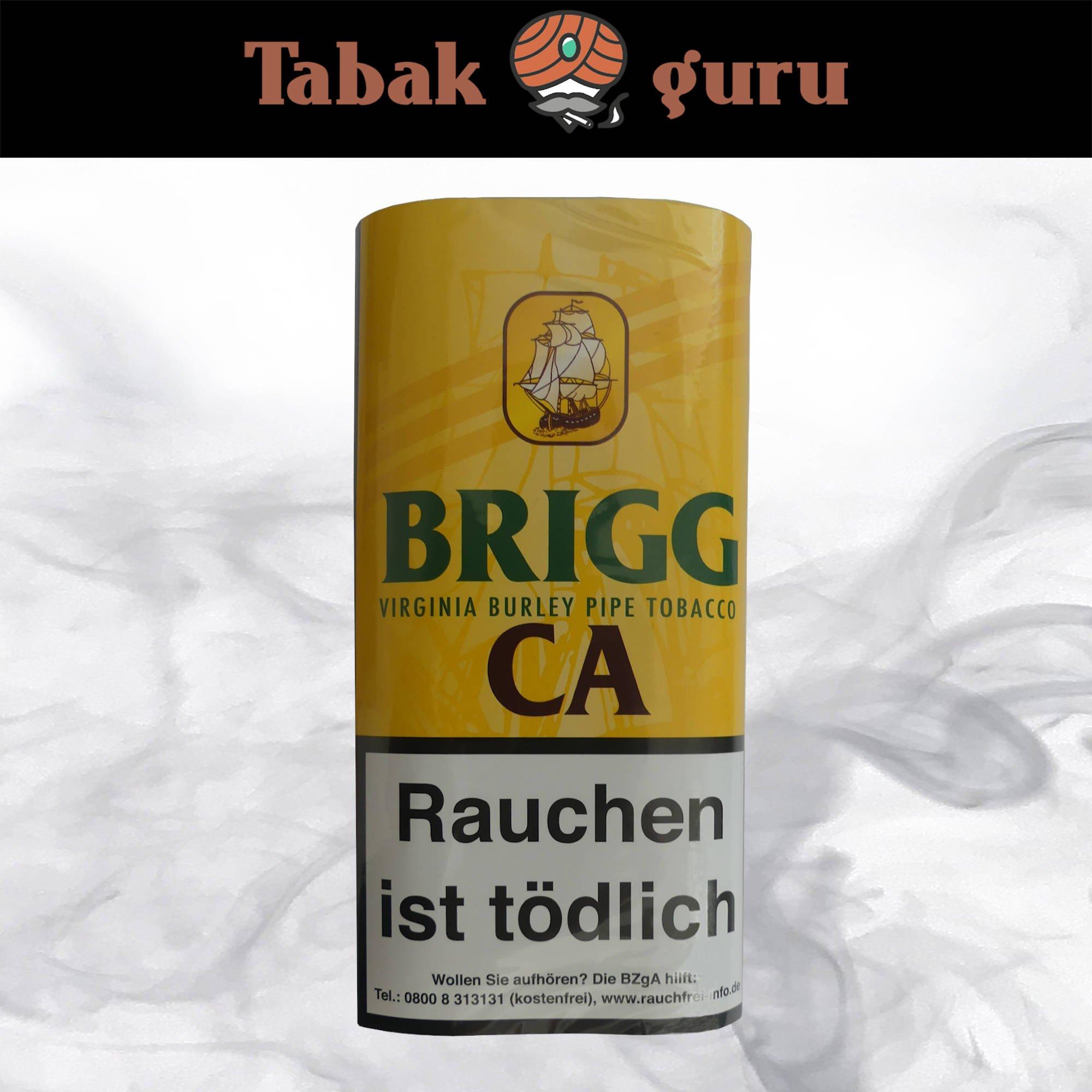Brigg CA Pouch Pfeifentabak 40 g mit Coco Ananas Aroma