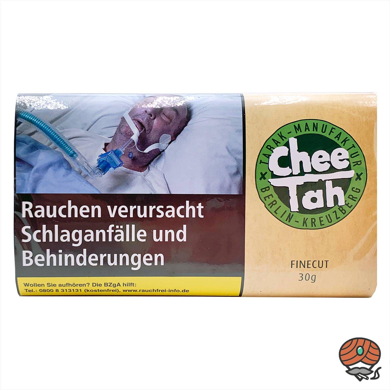 Chee Tah Grün Drehtabak 30g Pouch