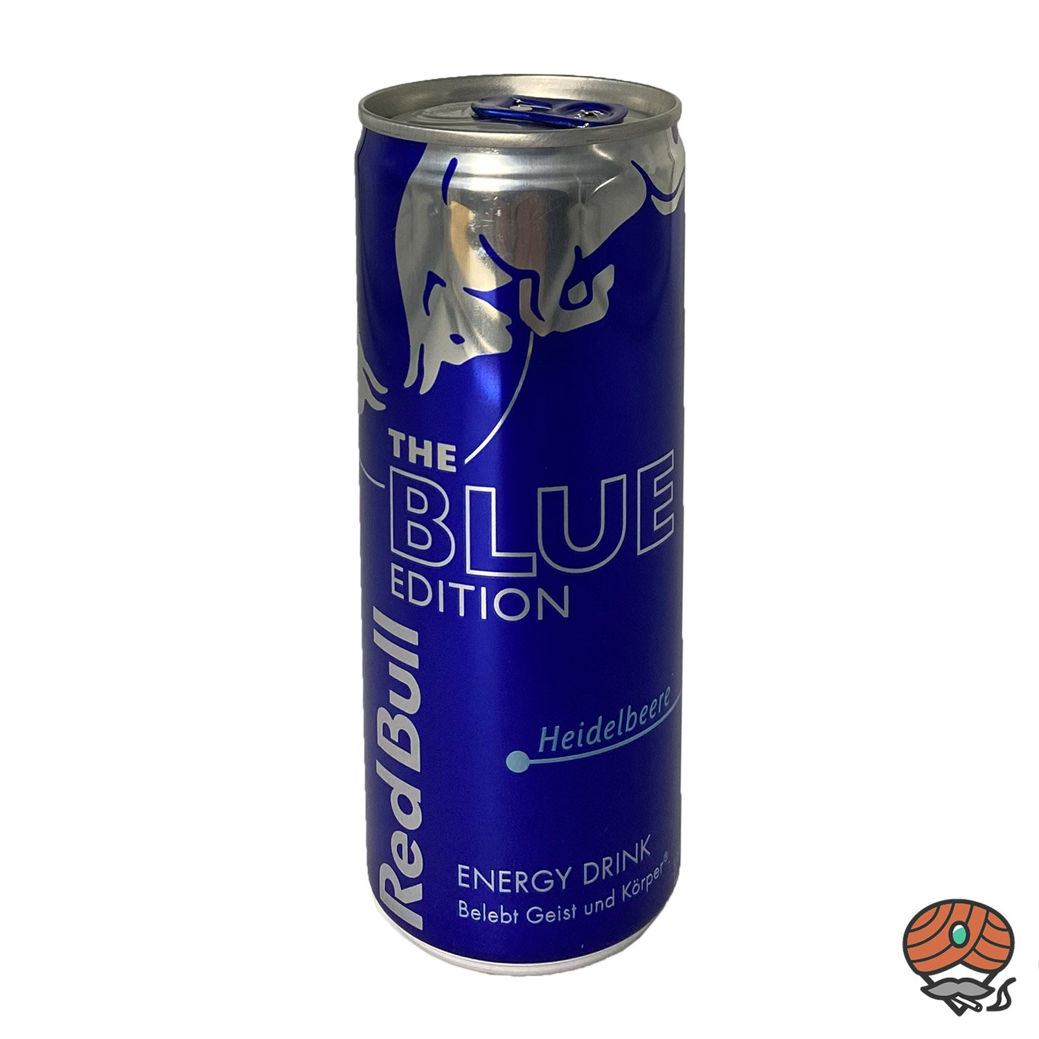 Red Bull Energy Drink THE BLUE EDITION, Heidelbeere, 250 ml Dose