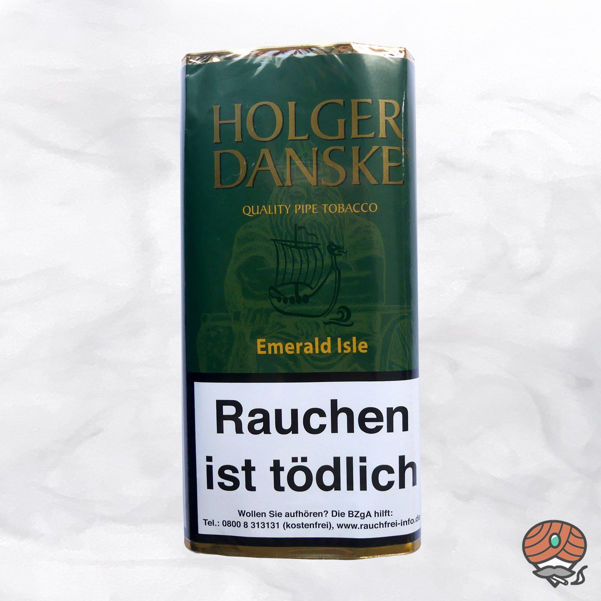 Holger Danske Emerald Isle Pfeifentabak 40 g Pouch