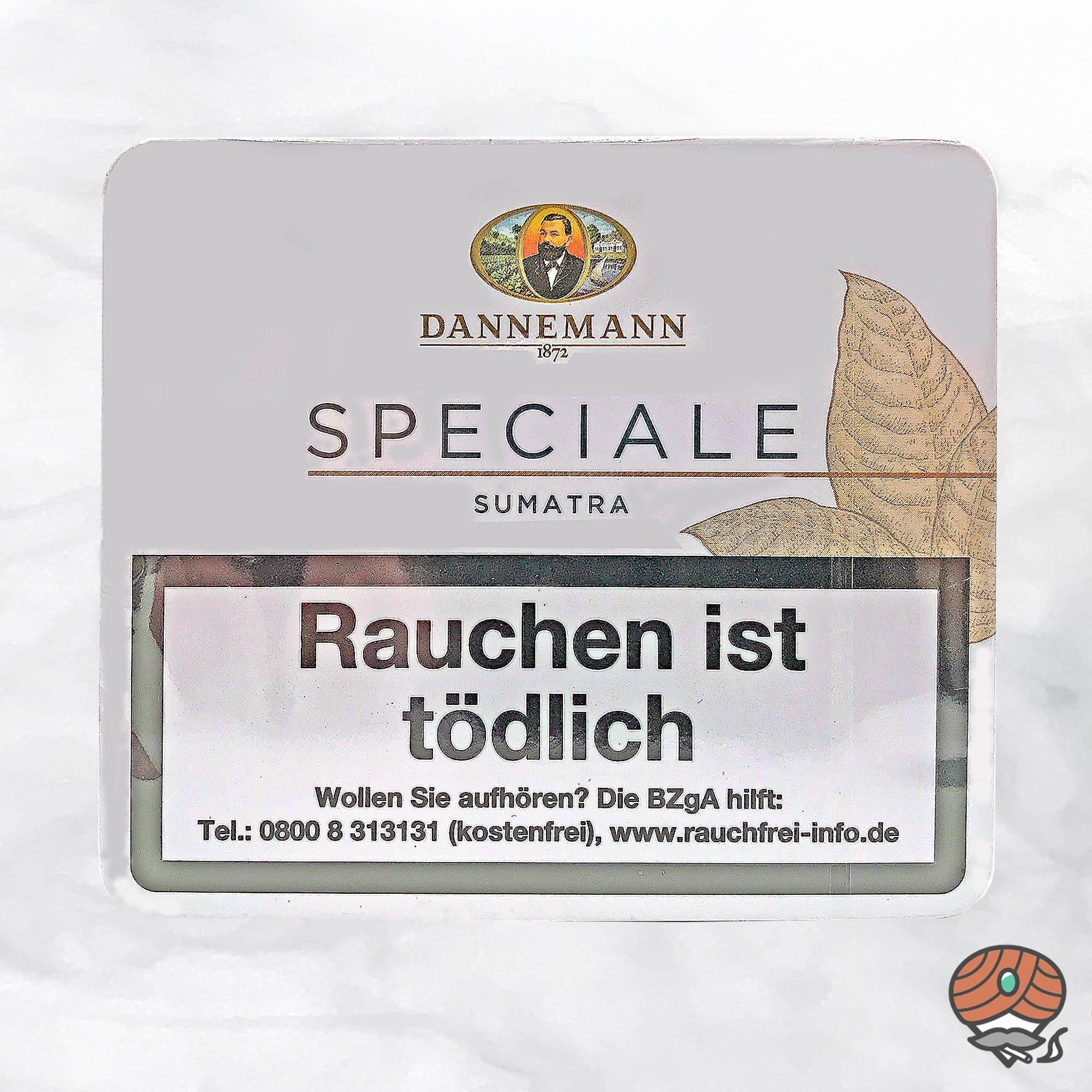 Dannemann Speciale Sumatra Zigarillos 20 Stück