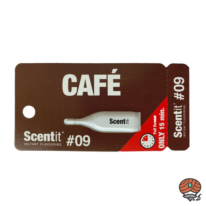 Scentit #9 CAFÉ Aroma - Instant Flavouring - flüssig
