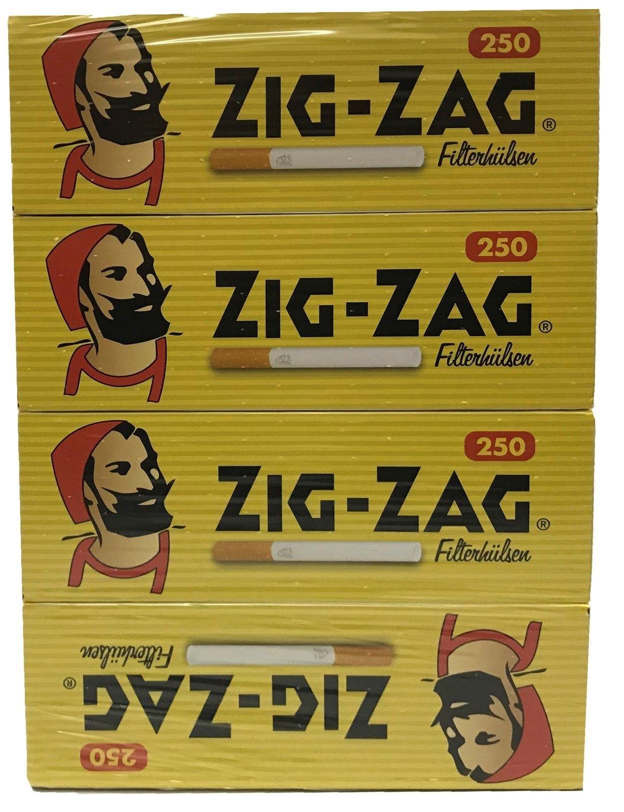 Zig Zag Filterhülsen
