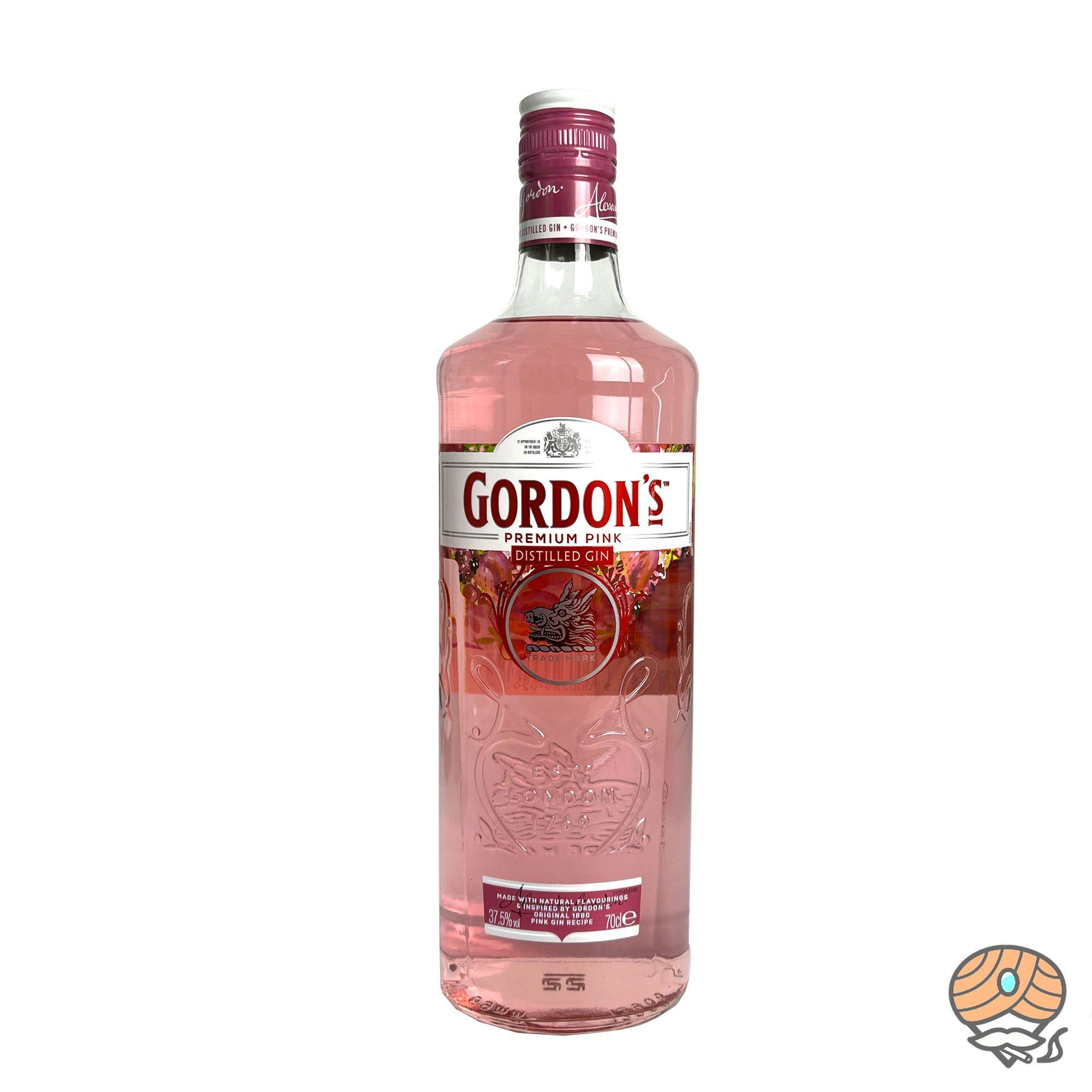 Gordon´s Premium Pink Gin 0,7l, alc. 37,5 Vol.-%
