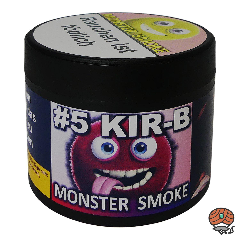 Monster Smoke #5 KIR-B 200 g - Shisha Tabak