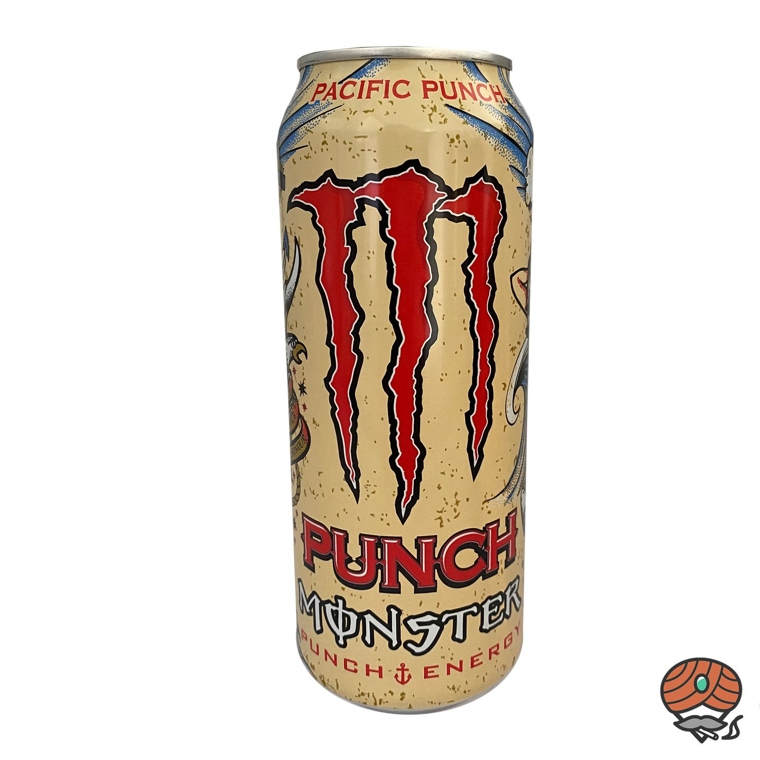 Monster Pacific Punch, Energy Drink, 500 ml Dose