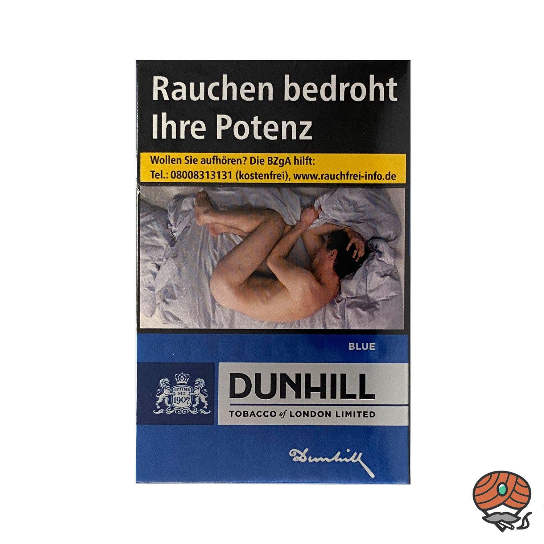 Dunhill BLUE Zigaretten, 20 Stück