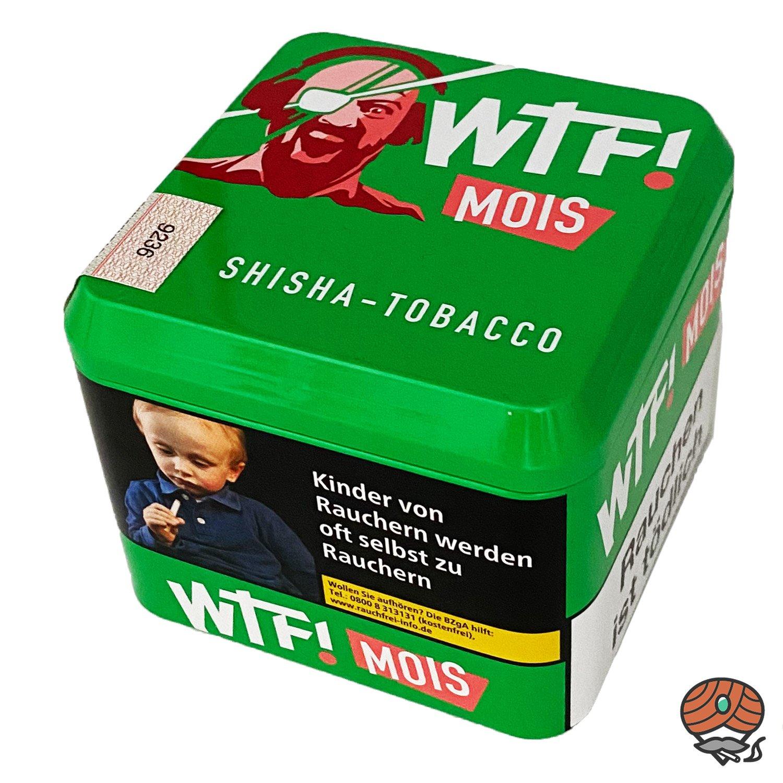 WTF! Shisha Tabak MOIS (Wasser- und Honigmelone) 200 g