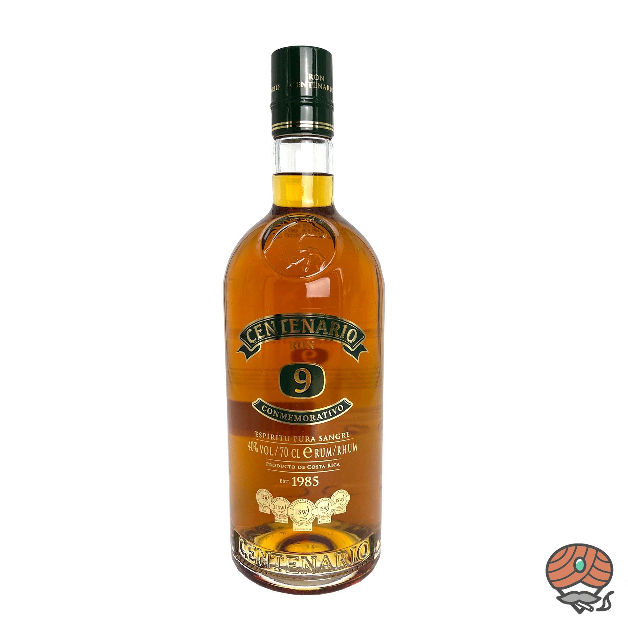 Centenario Ron 9 Conmemorative Rum (alc. 40% Vol)