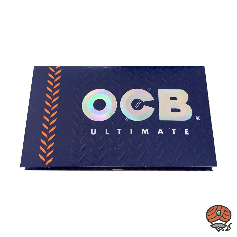 OCB Ultimate Zigarettenpapier kurz Doppel 100 Blatt