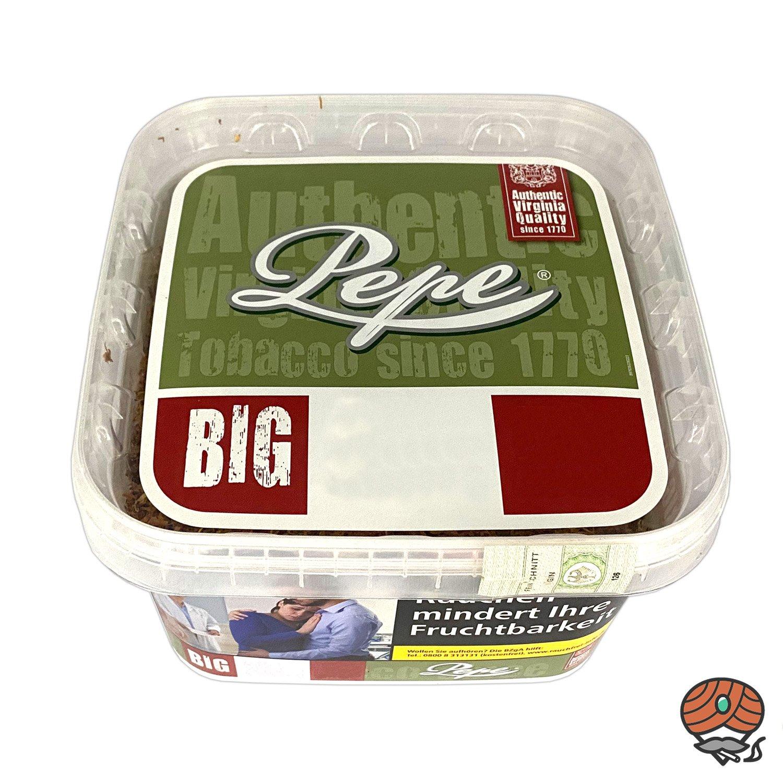 Pepe Rich Green Volumentabak 170g BIG BOX