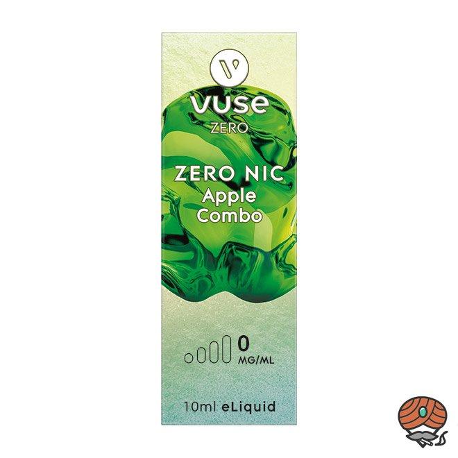 Vuse eLiquid Bottle Apple Combo 0 mg/ml (ehem. Vype Apple Custard)