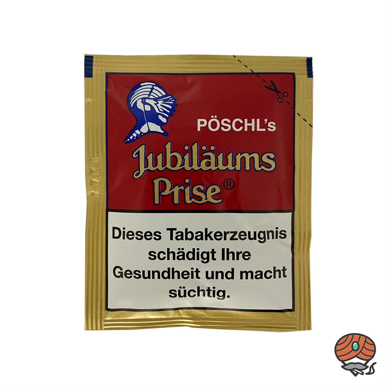 Pöschl´s Jubiläums Prise Schnupftabak 10g Beutel