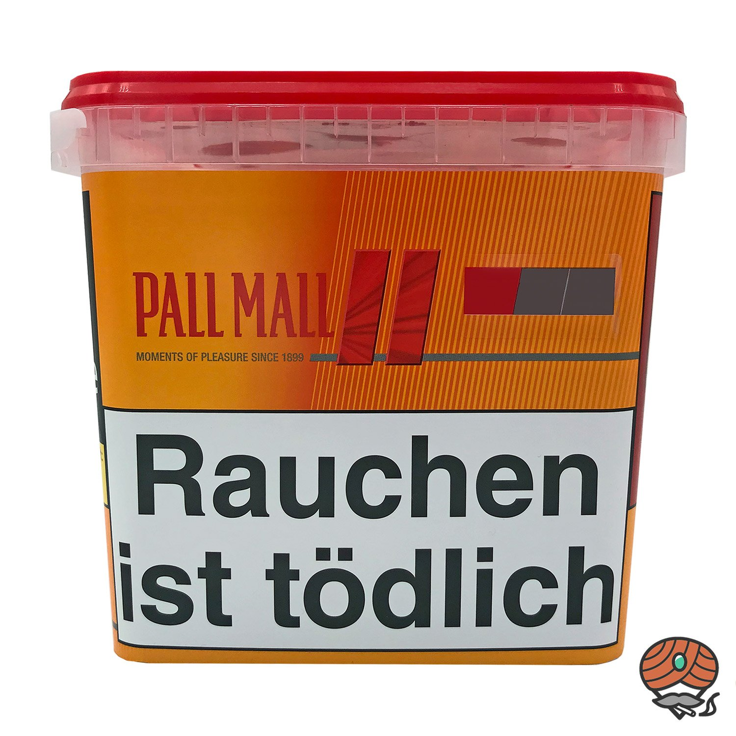 Pall Mall Allround Red Giga Box à 280g Tabak / Volumentabak