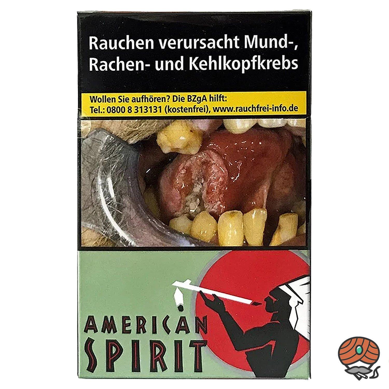 American Spirit Original Green Zigaretten OP 20 Stück