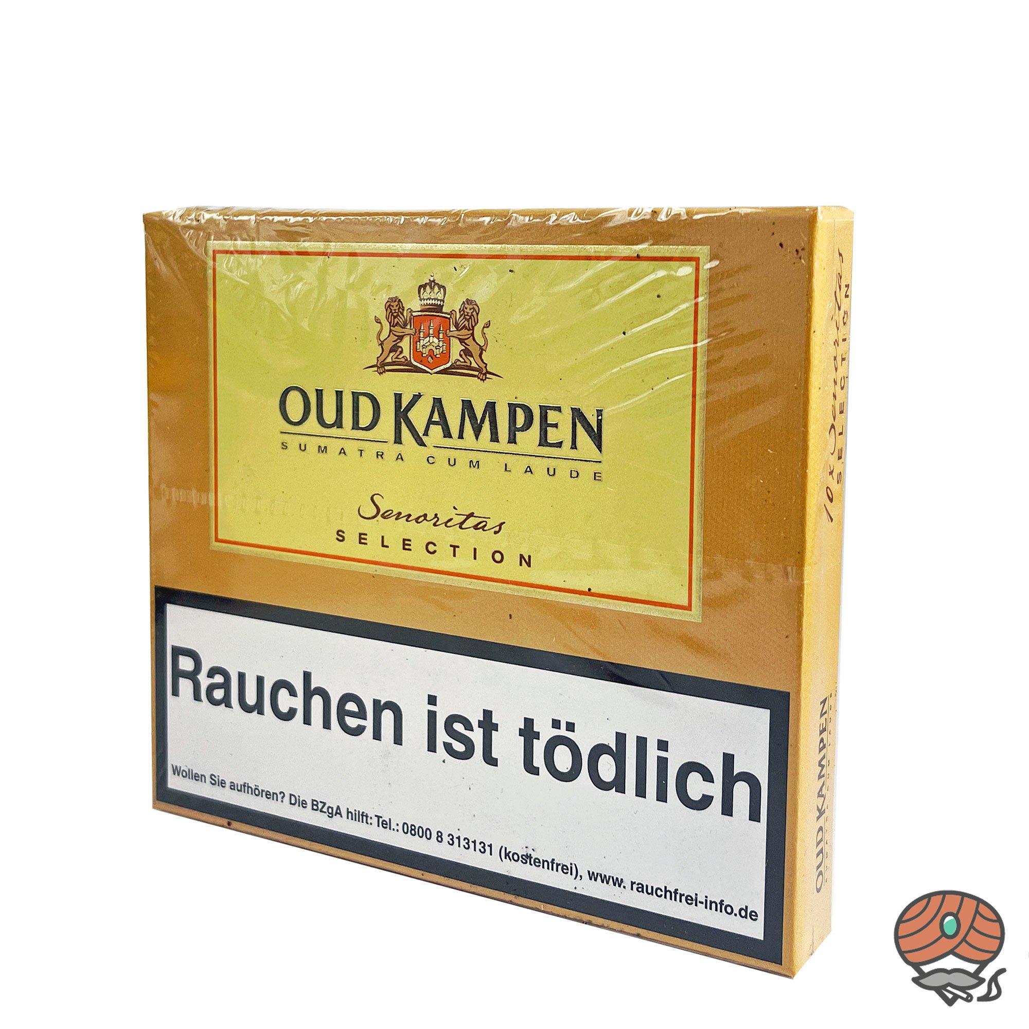 Oud Kampen Senoritas Selection Zigarillos 100% Tabak