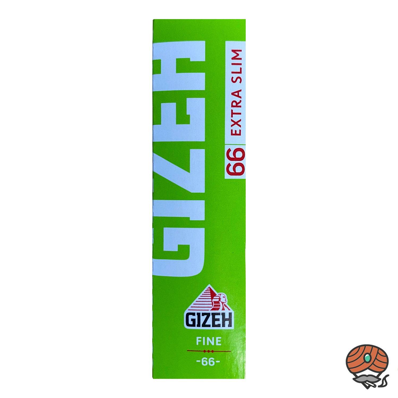 Gizeh Fine EXTRA SLIM Blättchen à 66 Blatt Zigarettenpapier