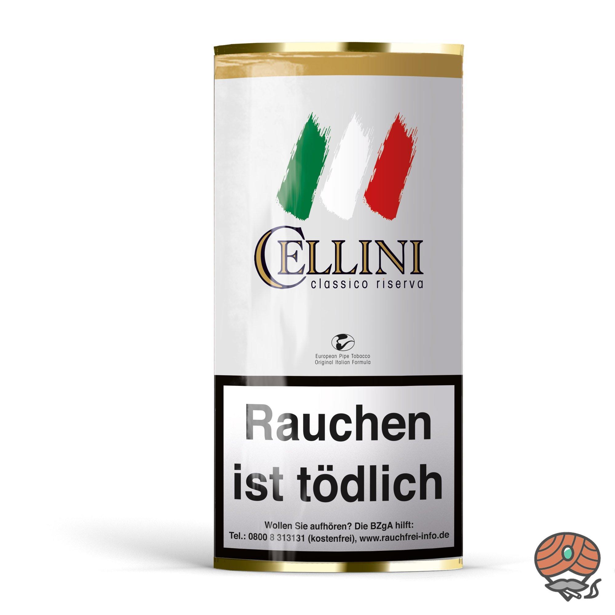 Cellini Classico Riserva Pfeifentabak 50g Pouch / Beutel
