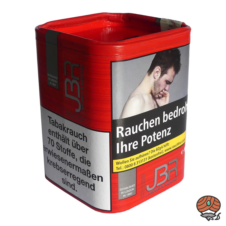 JBR Red - John Brumft & Radford Zigarettentabak 100 g
