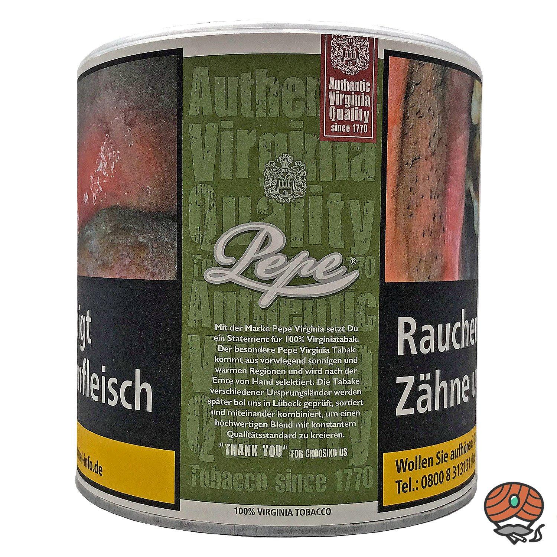 Pepe Rich Green Feinschnitt Tabak 80 g