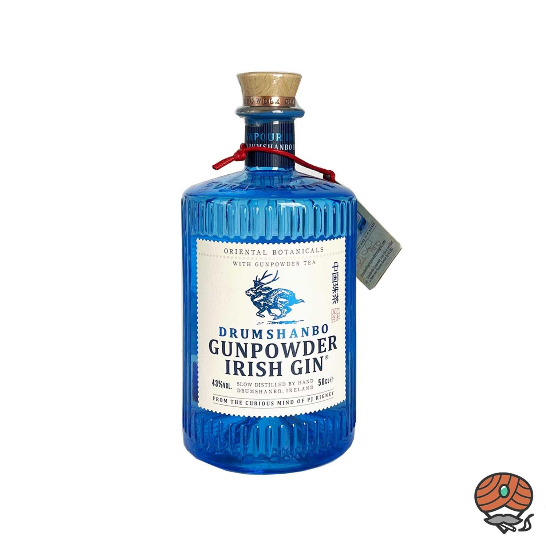 Drumshanbo Gunpowder Irish Gin 43% Vol. alc. 0,5l Flasche