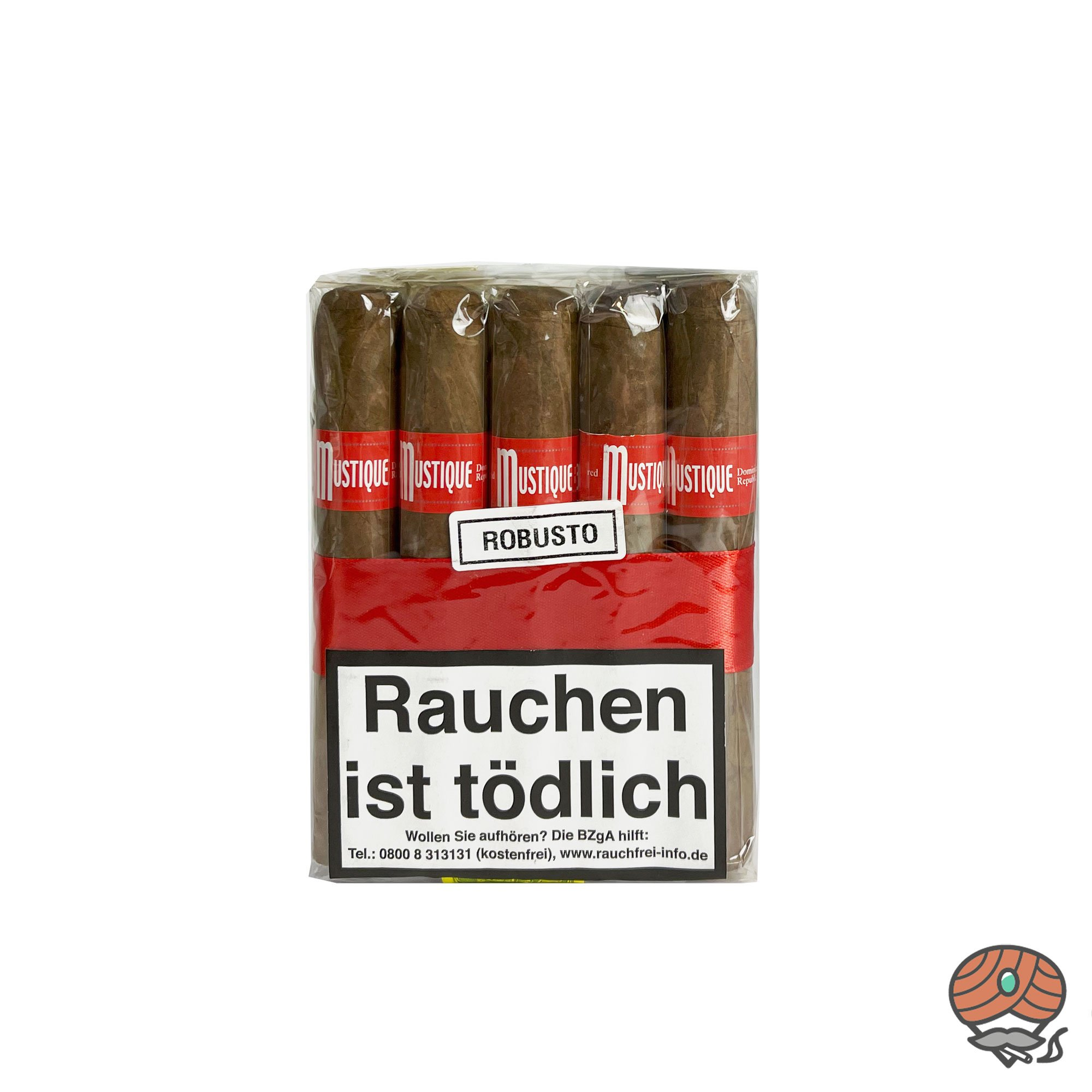 Mustique Red Robusto Zigarre 10er Bundle