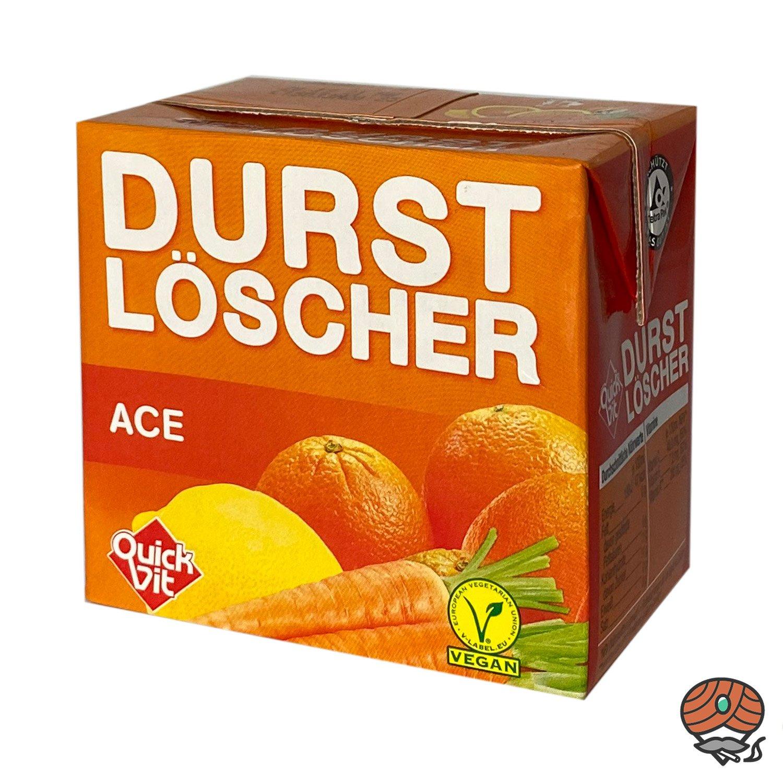 QuickVit Durstlöscher ACE, Erfrischungsgetränk, 500 ml