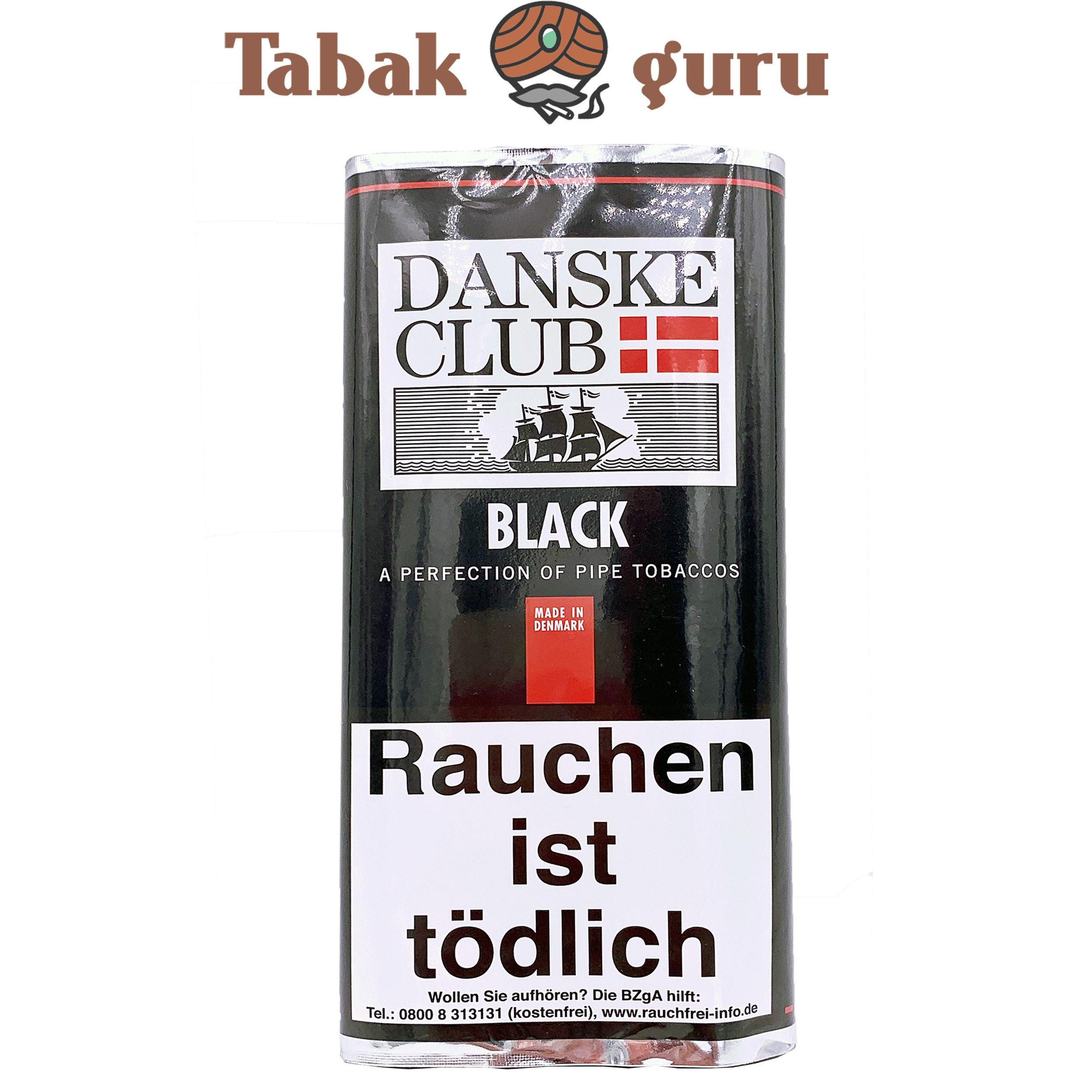 Danske Club Black Pfiefentabak