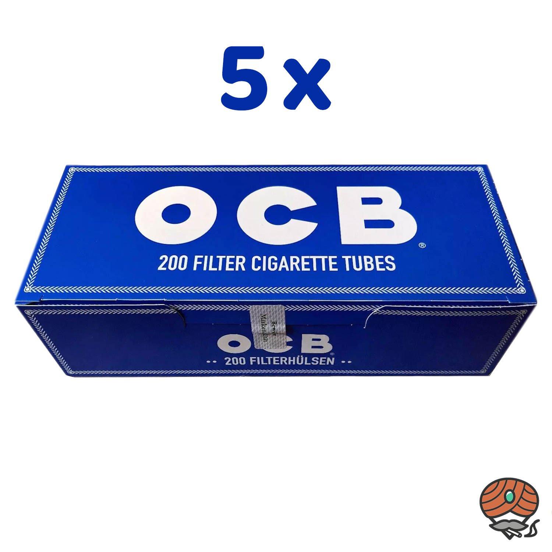 1000 OCB King Size Filterhülsen