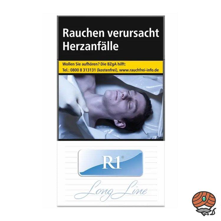 R1 Blue Long Line by Davidoff Zigaretten 20 Stück