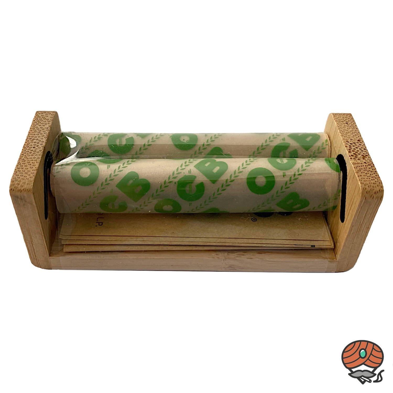 OCB Bamboo Rolling Machine Wickler - Roller - Drehmaschine für Zigaretten