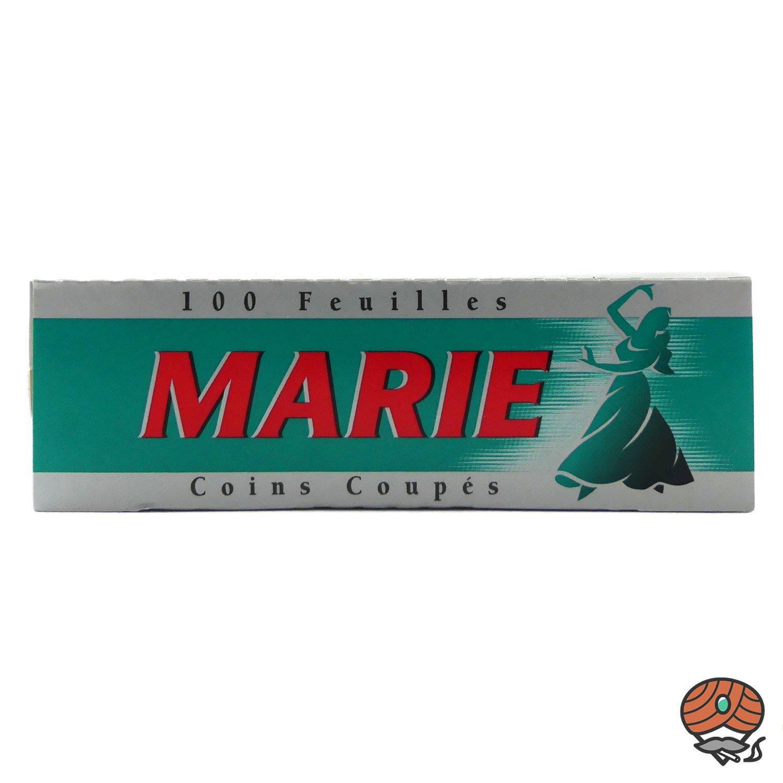 Marie Zigarettenpapier à 100 Blättchen