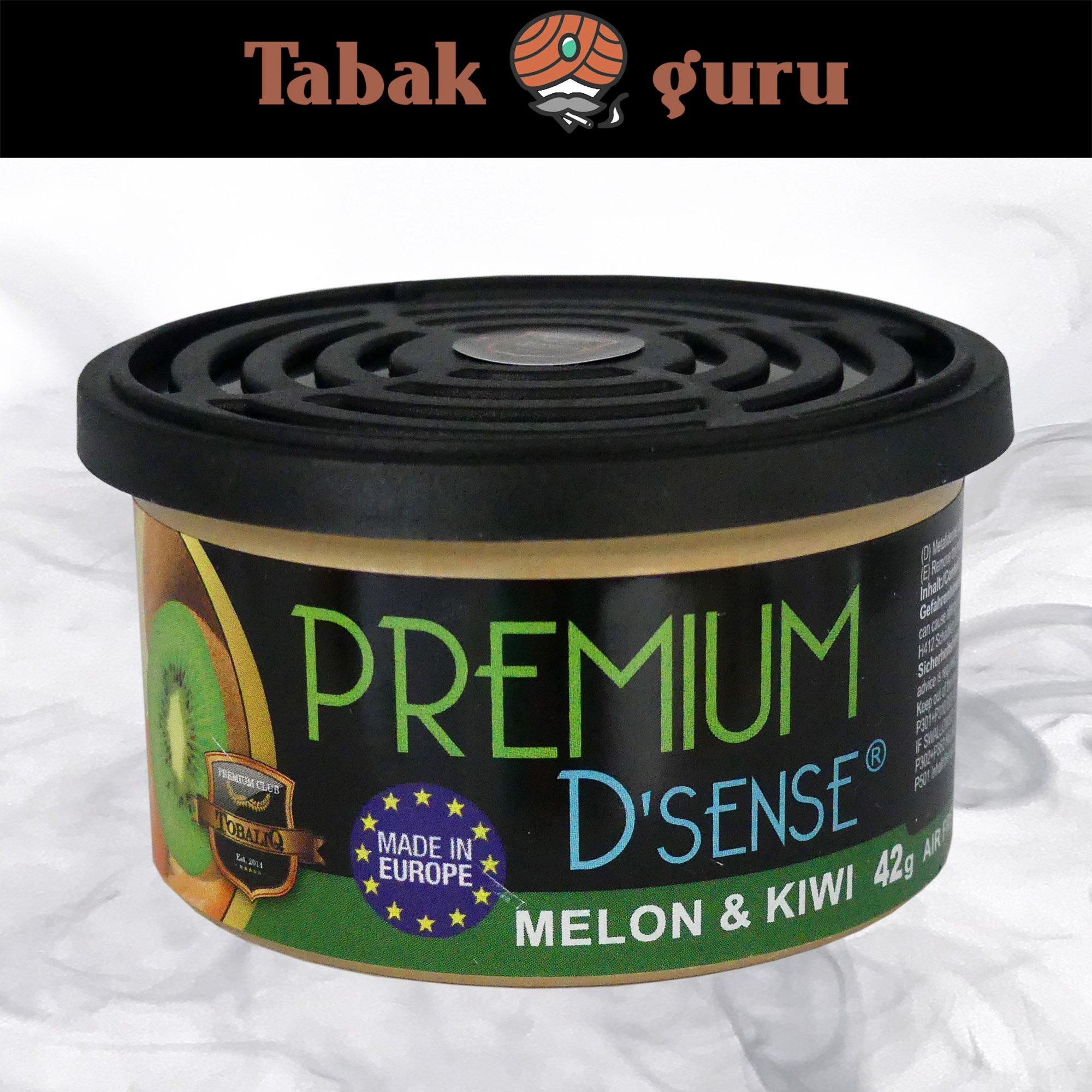 Lufterfrischer Melone & Kiwi, Premium D´sense