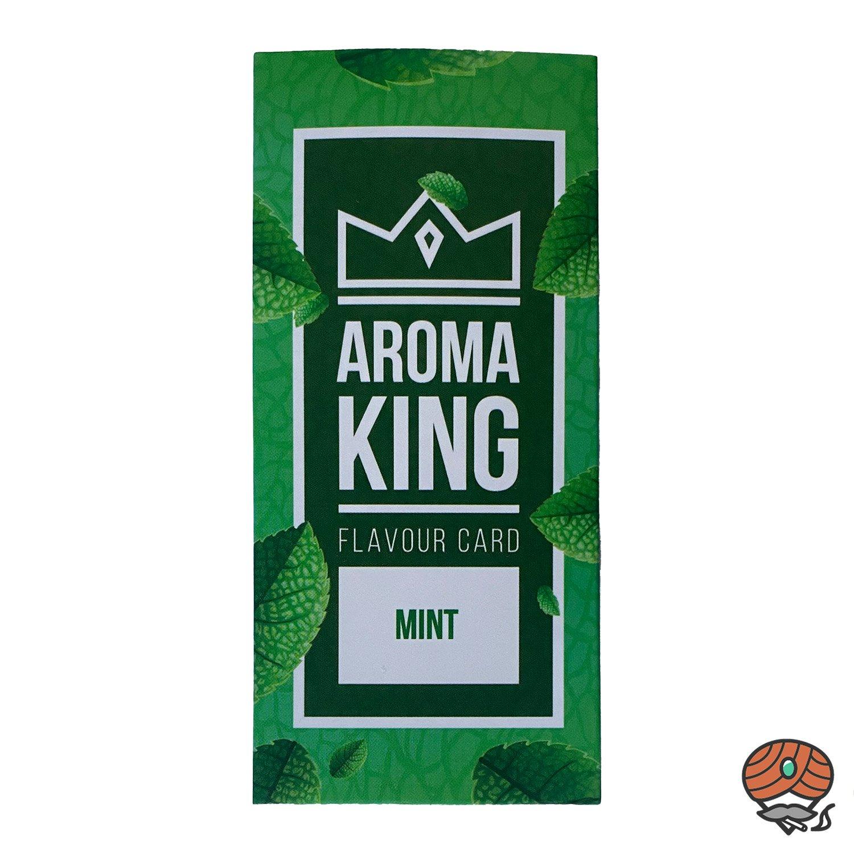 Aromakarte MINT von Aroma King - Aroma für Tabak & Zigaretten