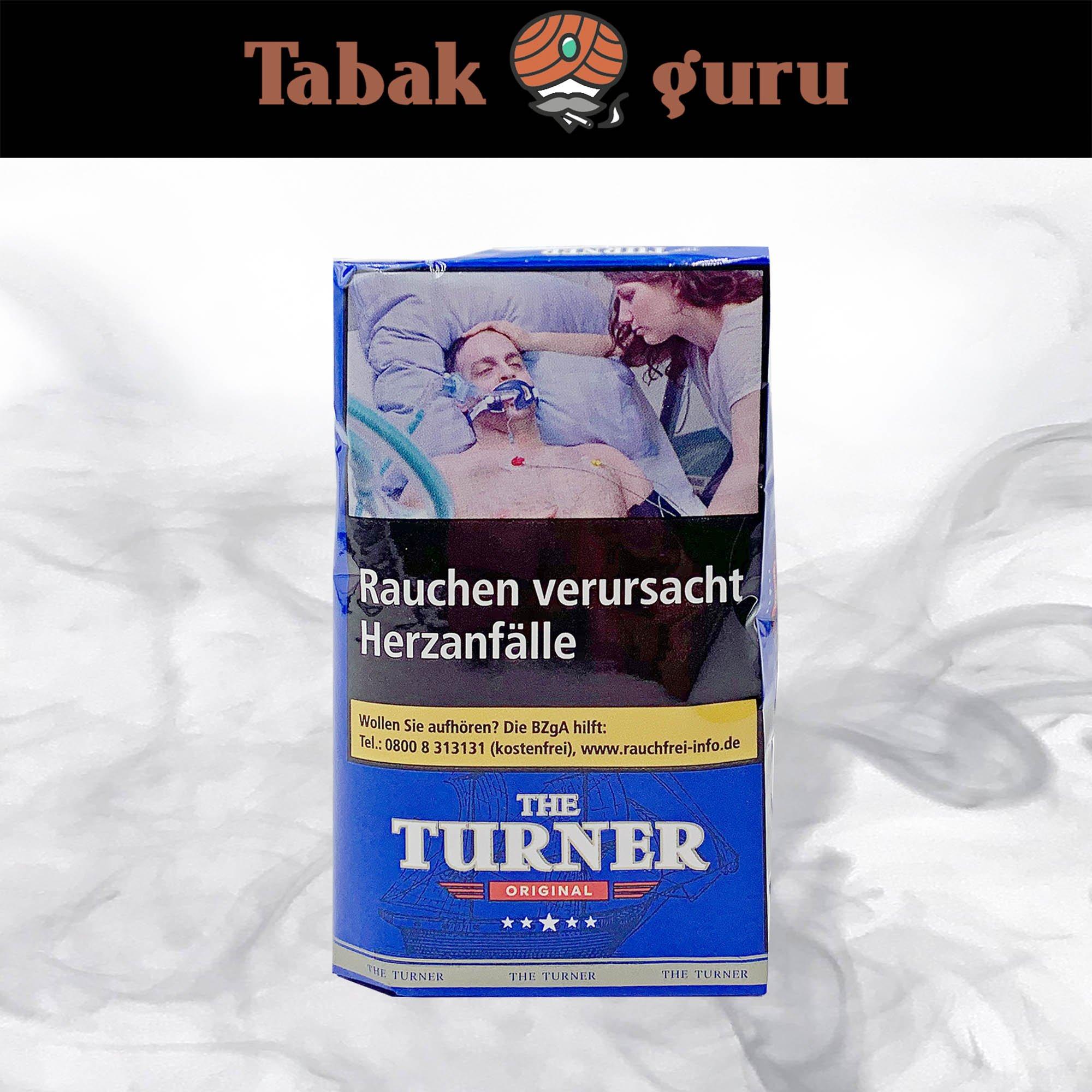 The Turner Original Drehtabak Pouch 40 g