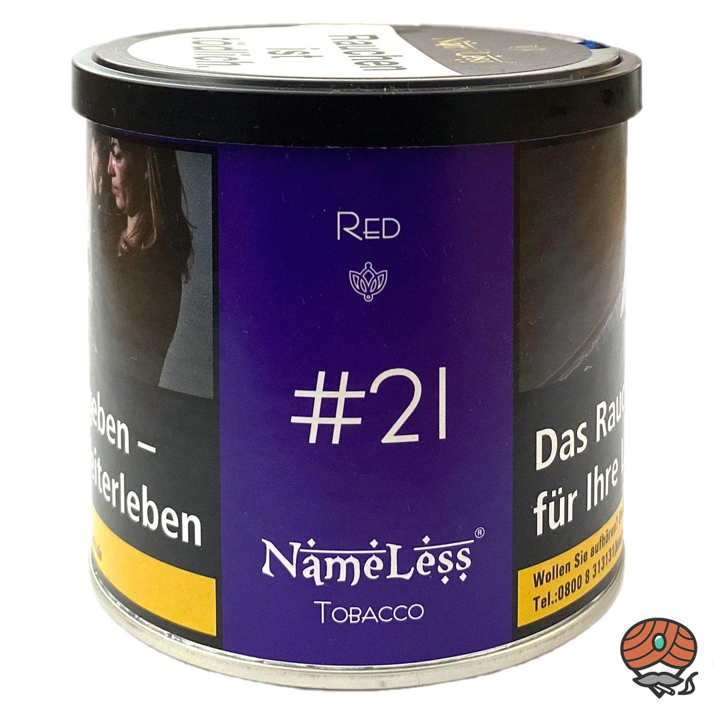 NameLess Red - #21 - 200 g Shisha Tabak