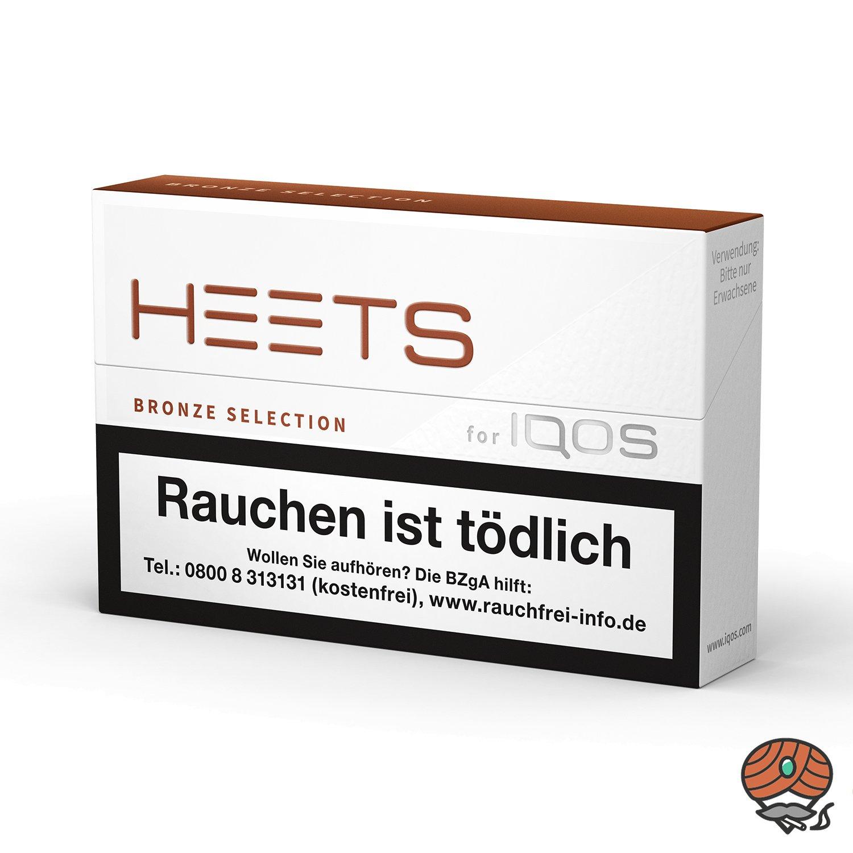 HEETS Bronze Selection Tabak Sticks von Marlboro für IQOS 20 Stück