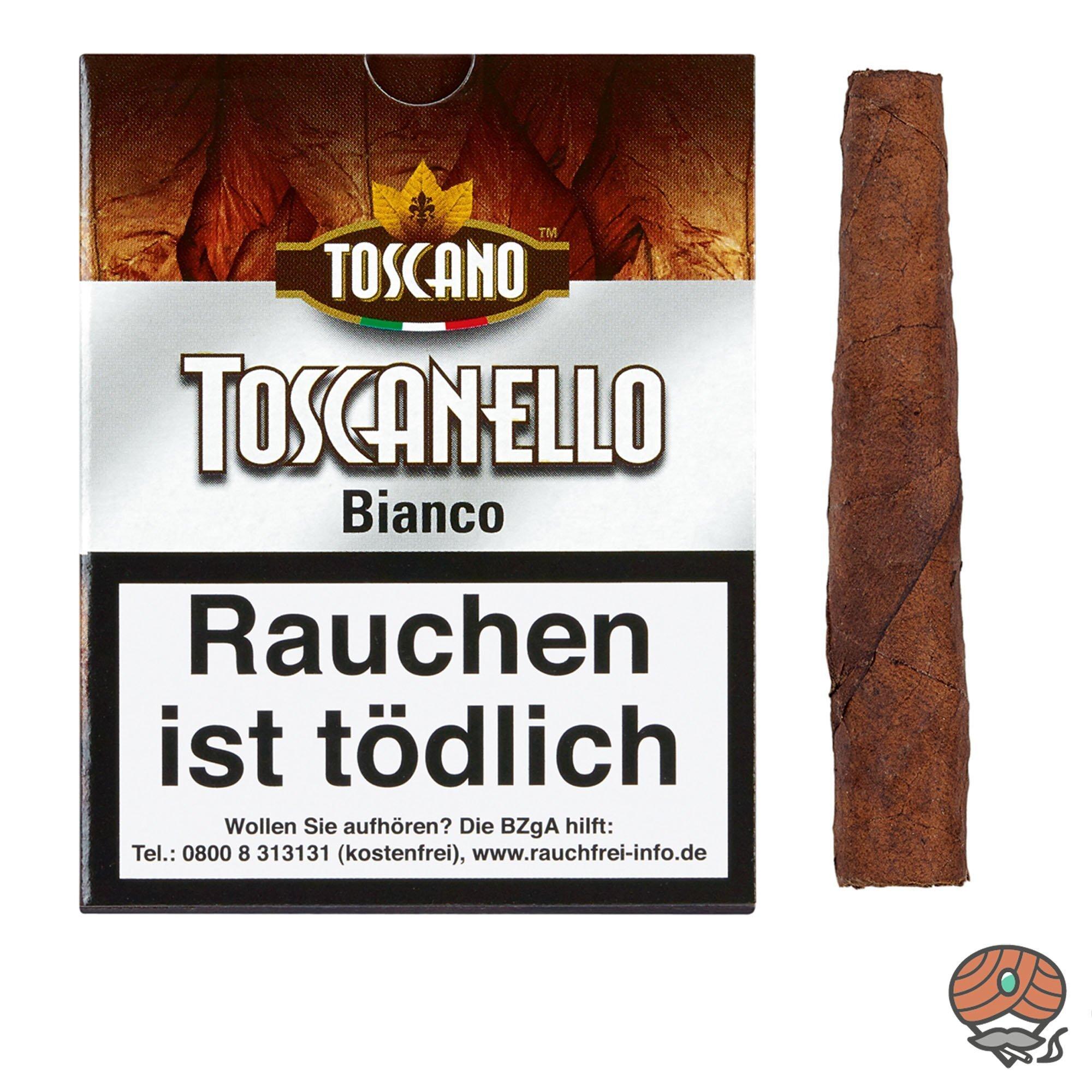 Toscanello Bianco Zigarren (Grappa)