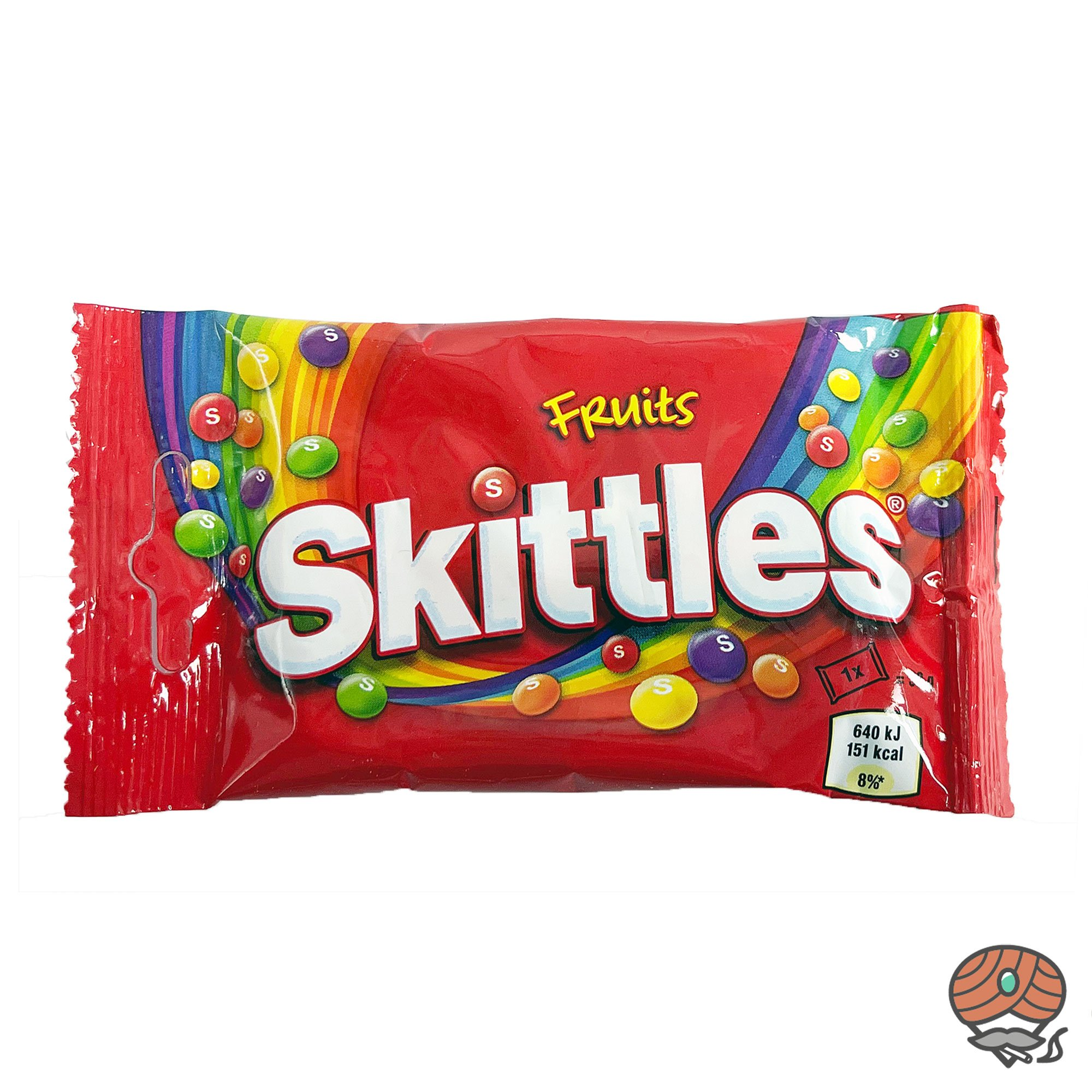 Skittles Fruits Kaudragees