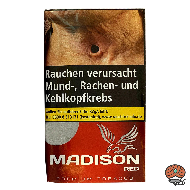 MADISON Red Tobacco Drehtabak 30 g