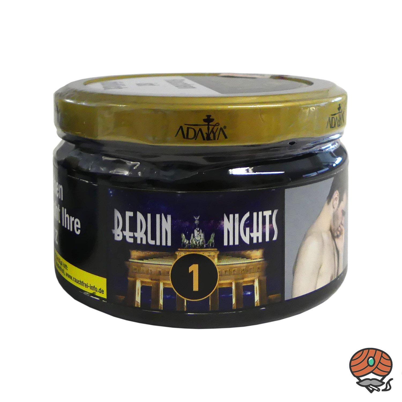 ADALYA BERLIN NIGHTS #1 - 200g Shisha Tabak