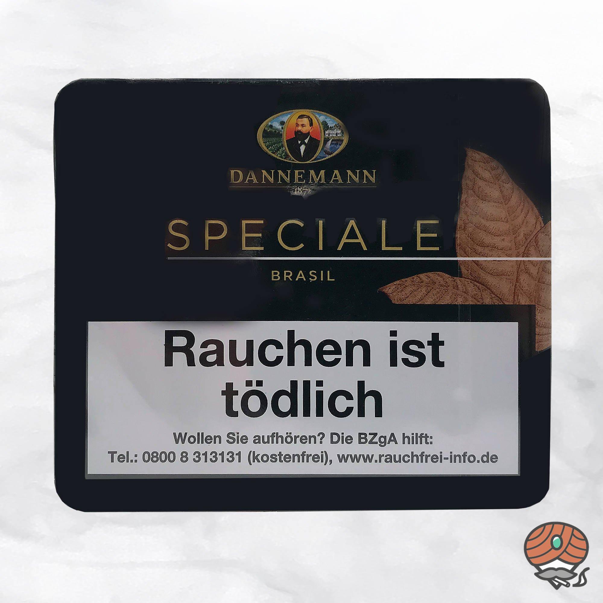Dannemann Speciale Brasil Zigarillos 20 Stück