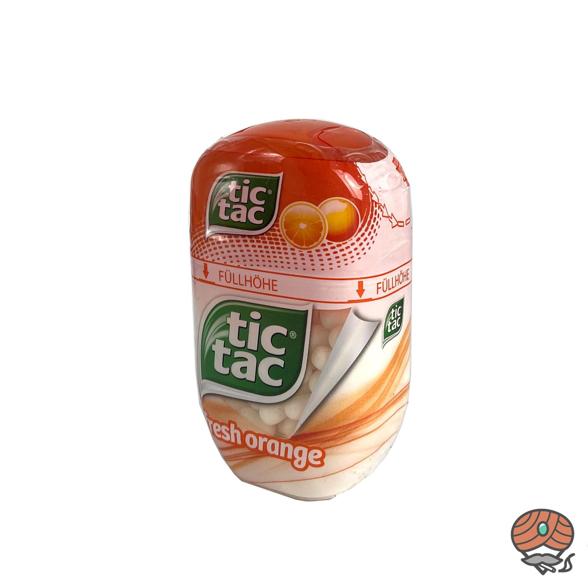 Tic Tac fresh orange Dragees Inhalt 98g