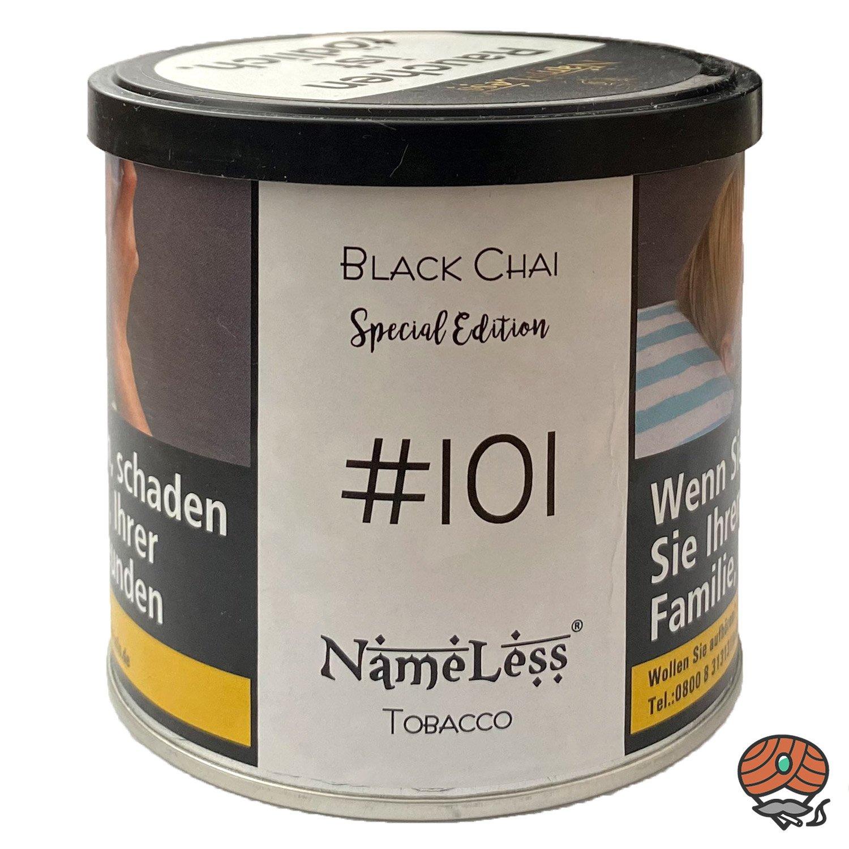 NameLess Black Chai - #101 - 200 g Shisha Tabak