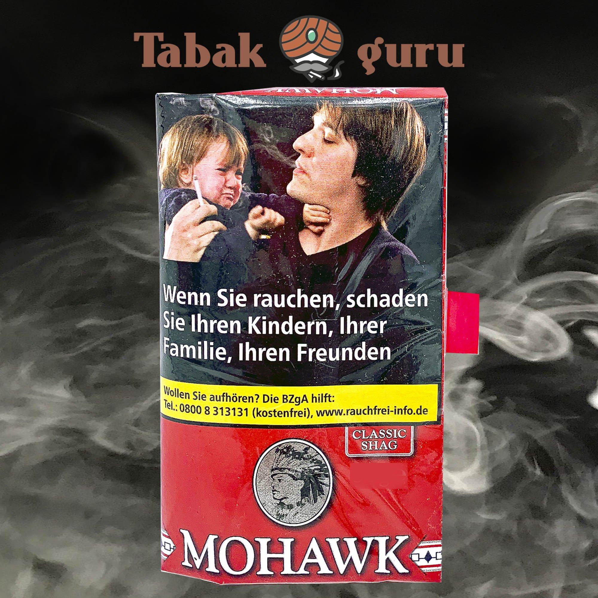 Mohawk Classic Shag Red