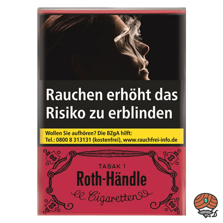 Roth Händle Zigaretten ohne Filter Softpack 20 Stück